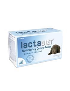 Lactadiet Nacimiento y destete Leche Cachorros 40 sobres (300 gr)