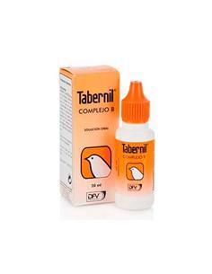 Tabernil Complejo B complemento vitamínico aves 20 ml.
