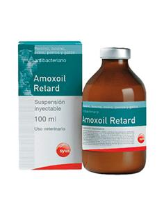Amoxoil Retard Inyectable 250 ml.