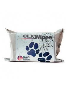 Clx Toallitas con Clorhexidina para Mascotas 15 toallitas