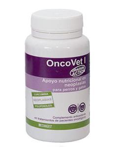 Oncovet I tratamiento Neoplásias perros y gatos 60 comp.