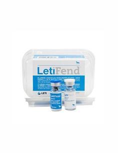 Vacuna Letifend leishmania 4 dosis