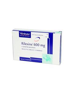 Rilexine 600 mg 14 comp.