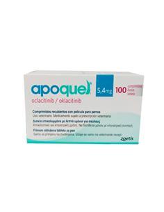 Apoquel tratamiento dermatitis atópica 5,4 mg. 100 comp.