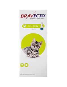 Bravecto spot on gatos 112,5 mg.