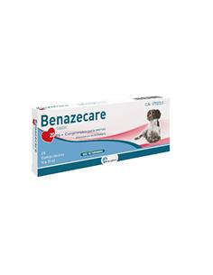 Benazecare perro 20 mg 28 cpd