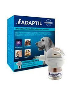 Adaptil difusor + recambio tranquilizante perros 48 ml.