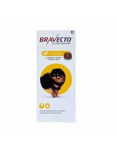 Bravecto Dog 112,5 mg. 1 comp.