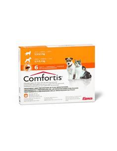 Comfortis 425 mg.(6,10/9,40) 6 comp.