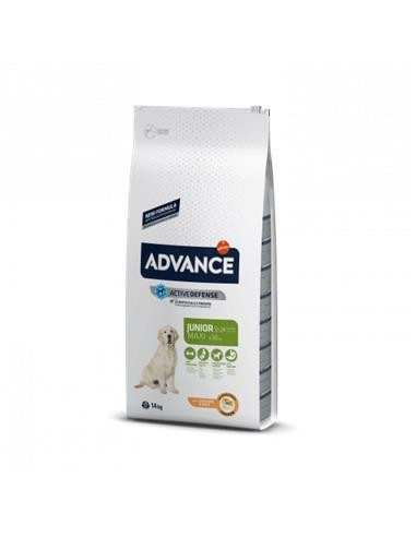 Advance Maxi Junior Pollo 14 kg.