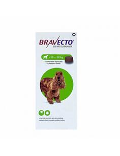 Bravecto Dog 500 mg. 1 comp.
