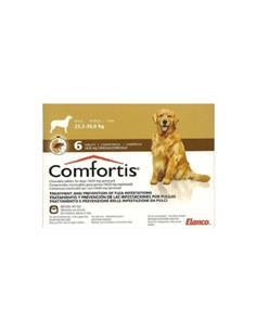 Comfortis 1620 mg.(23,2/36,0) 6 comp.