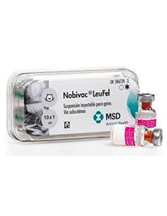 Vacuna Nobi-vac L 10 dosis