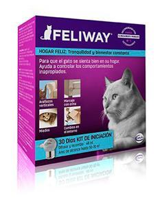 Feliway Classic Difusor + Recambio 48 ml.