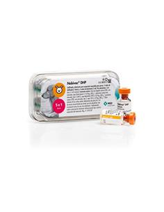 Vacuna Nobi-vac DHP 5 dosis