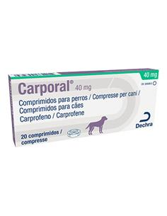 Carporal 160 mg 20 comp