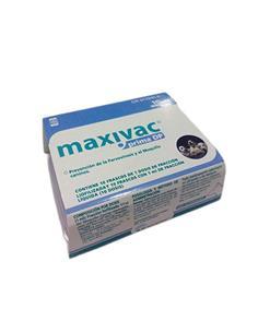 Vacuna Maxivac Prima Dp Parvovirosis y Moquillo perro 10 dosis