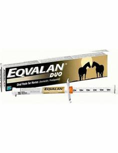 Eqvalan Duo antiparasitario jeringa 7,74 g.