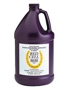 Red Cell suplemento caballos 3,6 l.