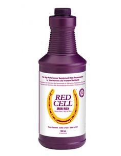 Red Cell suplemento caballos 900 ml.