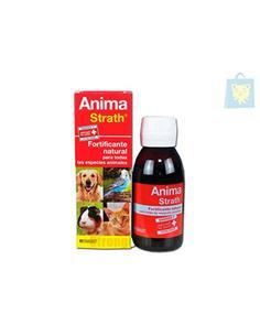Anima Strath vitaminas perros, gatos y otros animales 30 ml.