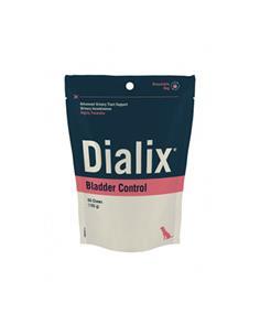 Dialix Bladder Control incontinencia urinaria perros 60 premios