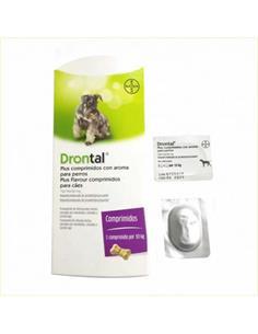 Drontal Plus Razas pequeñas y medianas 1 comp.