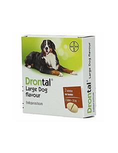 Drontal Plus Razas Grandes 1 comp.