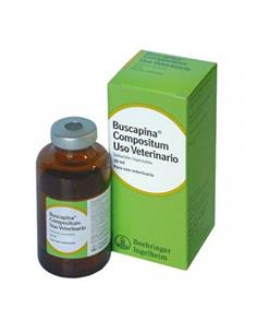 Buscapina Inyectable 30 ml.