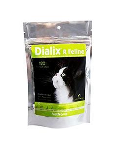 Dialix R Feline contra la insuficencia renal del gato 120 premios