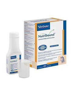 Nutribound nutrientes gatos convalecientes 3 botellas de 150 ml.