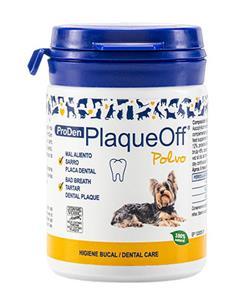 PlaqueOff dental perros y gatos 40 g.
