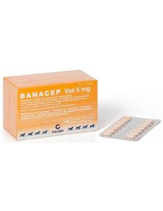 Banacep Insuficiencia cardiaca perro 5 mg. 140 comp.