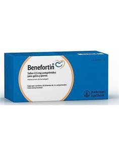 Benefortin 2,5 mg. 140 comp.