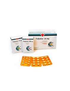 Tolfedine 6 mg. Antiinflamatorio perro y gato 20 comp.