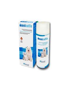 Omnicutis suplemento dermoprotector perros y gatos 200 ml.