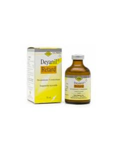 Deyanil Retard esteroide Inyectable 10 Ml.
