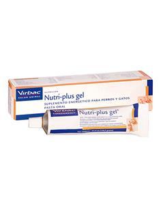 Nutri-Plus Gel Pasta Oral suplemento perros y gatos 120 g.