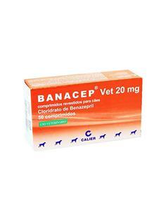 Banacep 20 mg. 56 comp.