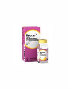 Metacam antiinflamatorio gato inyectable 10 ml.