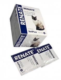 Renate gatos con Enfermedad Renal 30 sobres de 2 g.