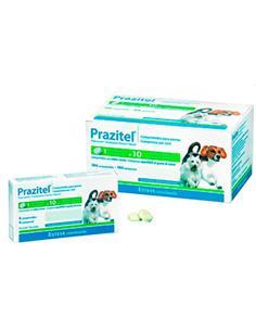 Prazitel antiparasitario perro pequeño Y Mediano 1 comp.