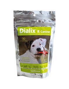 Dialix R Canine suplemento renal para perros 30 comp.