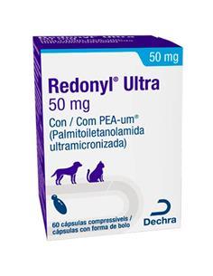 Redonyl Ultra 50 mg. suplemento piel gatos 60 comp.